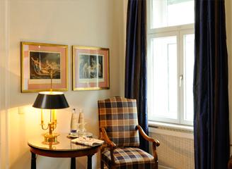 Hotel in München - Doppelzimmer